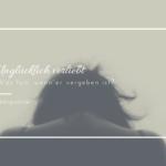 Unglücklich verliebt: Was tun, wenn er vergeben ist?