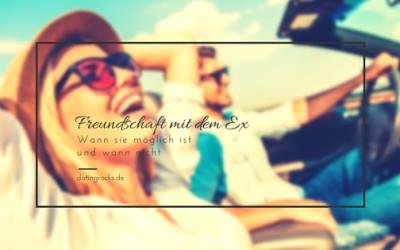 Eine Freundschaft mit dem Ex: Wann sie möglich ist und wann nicht
