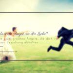 Beziehungsunfähig: Hast du Angst vor der Liebe?